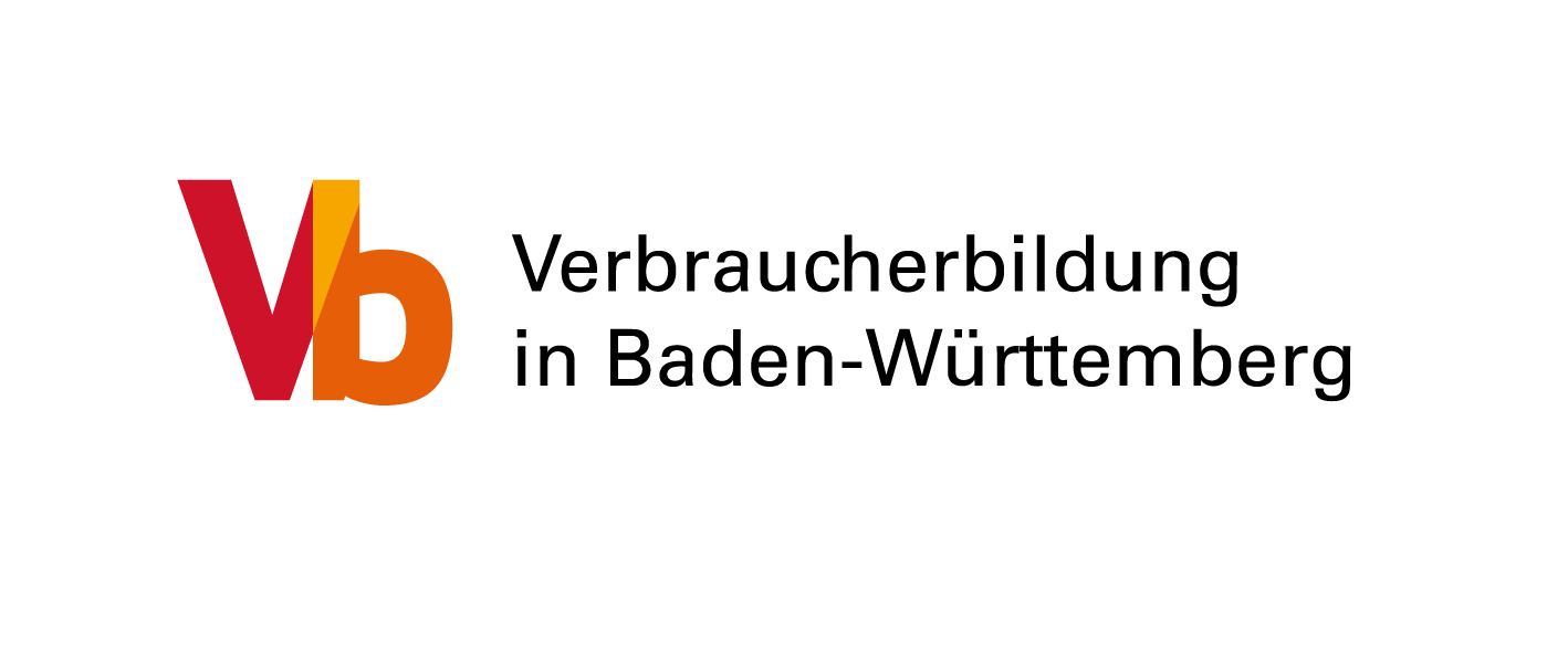 Hier ist das Logo der Verbraucherbildung in Baden-Württemberg dargestellt